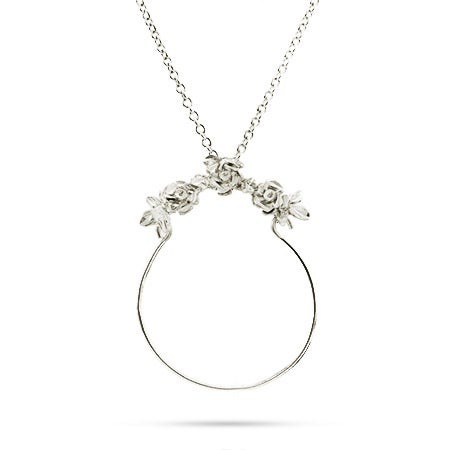 Floral Design Ring and Charm Holder PIN IT!
