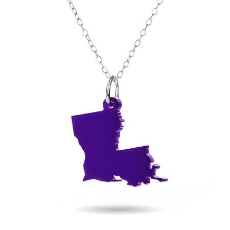 Louisiana Charm Necklace
