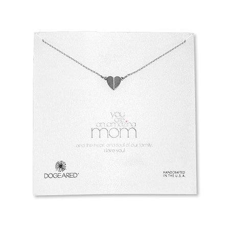 Dogeared Sterling Silver You Are An Amazing Mom Necklace