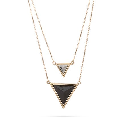 House of Harlow 1960 Temple Necklace