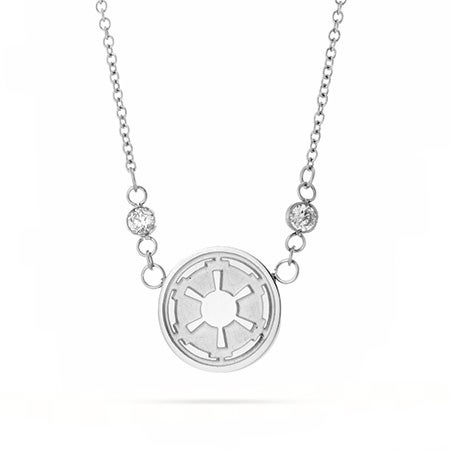 Star Wars Galactic Empire Symbol Pendant in Stainless Steel