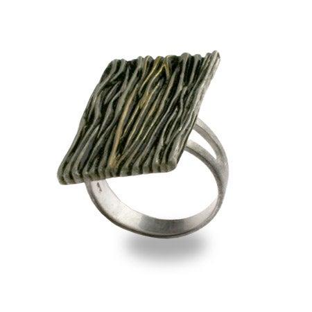 Designer Style Matte Finish African Safari Ring | Eve's Addiction®
