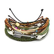 Pura Vida Stackable Bracelet Mother Earth Pack