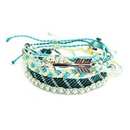 Pura Vida Stackable Bracelet Bubble Bath Pack