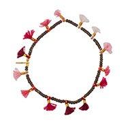 Shashi Jamie Lilu Bracelet In Fuchsia