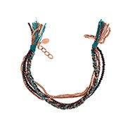 Shashi Maya Bracelet in Teal