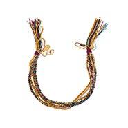 Shashi Maya Bracelet in Fuchsia