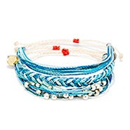 Pura Vida Save the Dolphins Bracelet Pack