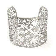 Vintage Filigree Style Cuff Bracelet