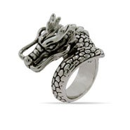 Designer Inspired Bali Style Dragon Ring