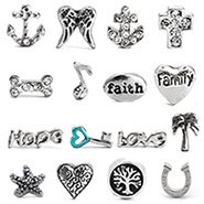 Floating Locket Lifestyle Charms