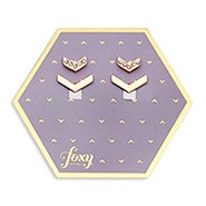 Foxy Pixie Earring Jacket in Gold