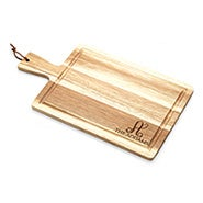 Family Name with Initial Personalized Cutting Board