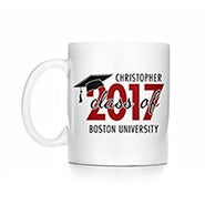 Personalized Graduating Class Mug