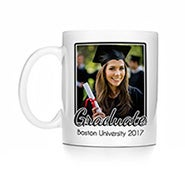 Personalized Graduation Photo Mug