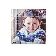 Personalized 25 Piece Square Photo Puzzle