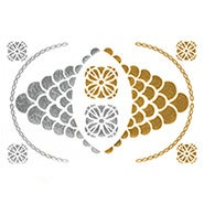 Gold and Silver Jewelry Design Temporary Jewelry Tattoos