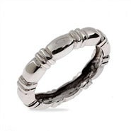 Thin Sterling Silver Stackable Ring