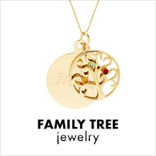 Shop Family Tree Jewelry