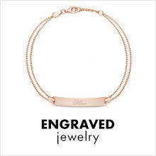 Shop Engraved Jewelry