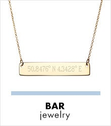 Shop Bar Jewelry