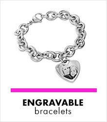 Shop Engravable Bracelets