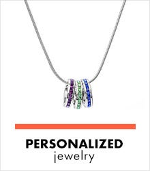 Shop Personalized Jewelry