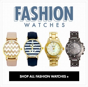 Shop All Fashion Watches