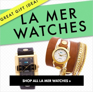 Shop La Mer Watches