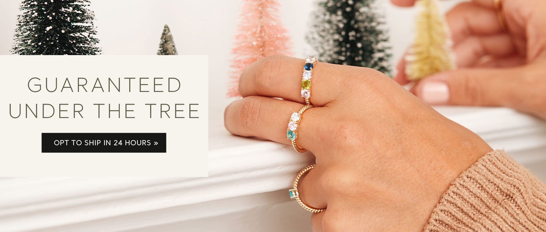 Guaranteed Under the Tree. Opt to ship in 24 hours.