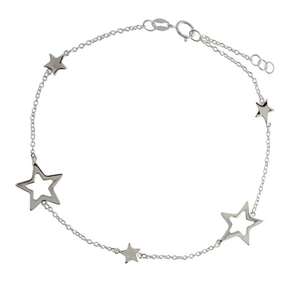jewelry of sterling silver star anklet anklets and david copy products designer with onyx heart pearls