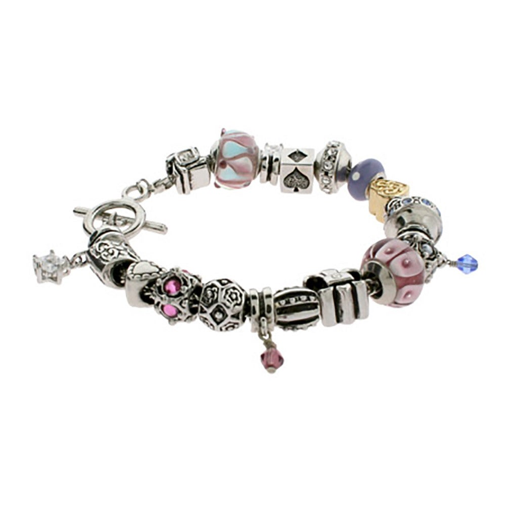 build your own bead bracelet pandora bead compatible