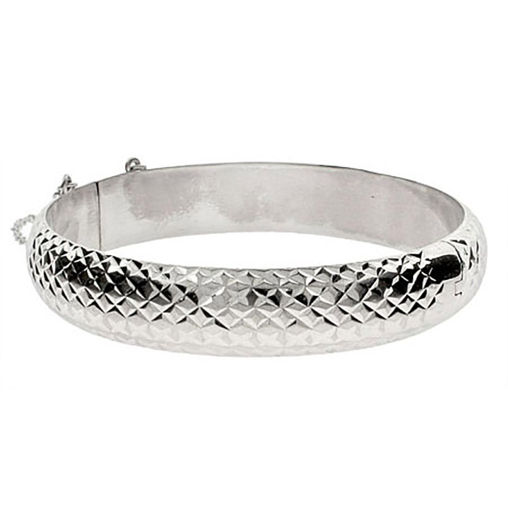 expanding jewellery cut ladies bangles eternity silver diamond image sterling bangle