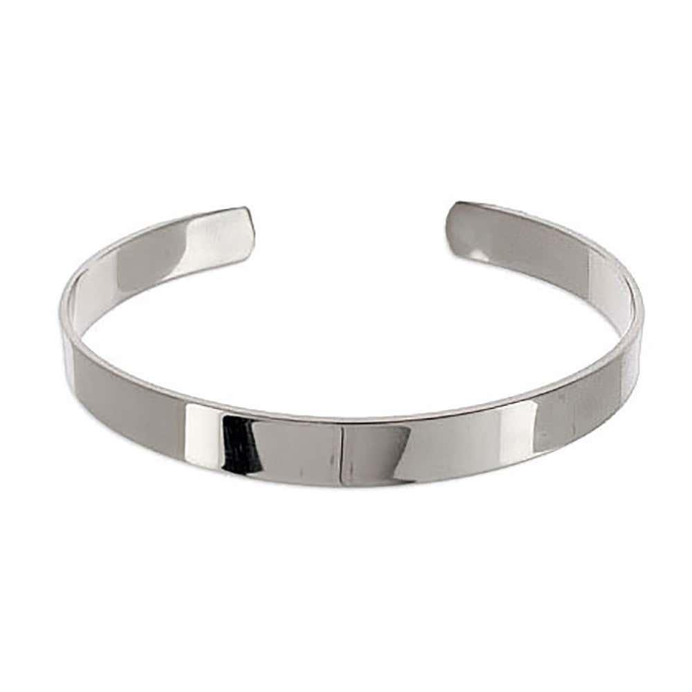 0d4871e1eb7f4 Engravable Stainless Steel Cuff Bracelet
