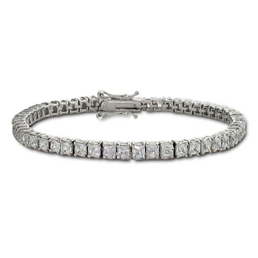 p gold diamond tw silver ct bracelet zirconia in sterling yellow bangle with cubic plated bangles