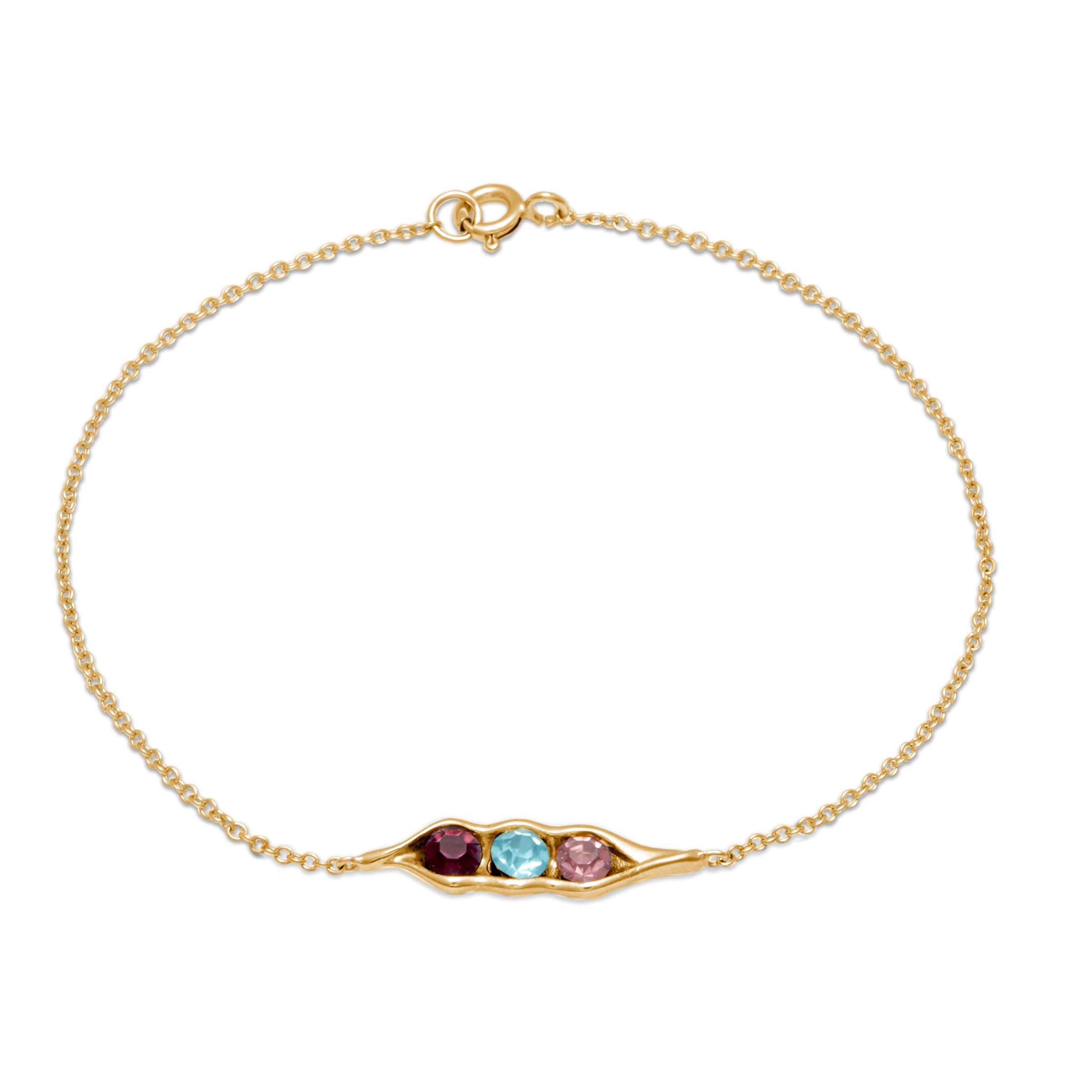 june anklet wedding delicate gold bracelet birthstone dainty pin ankle