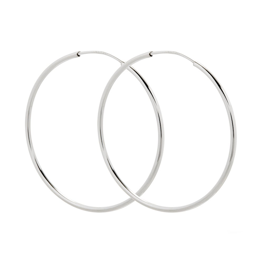 in sterling hoop jewellery silver earrings