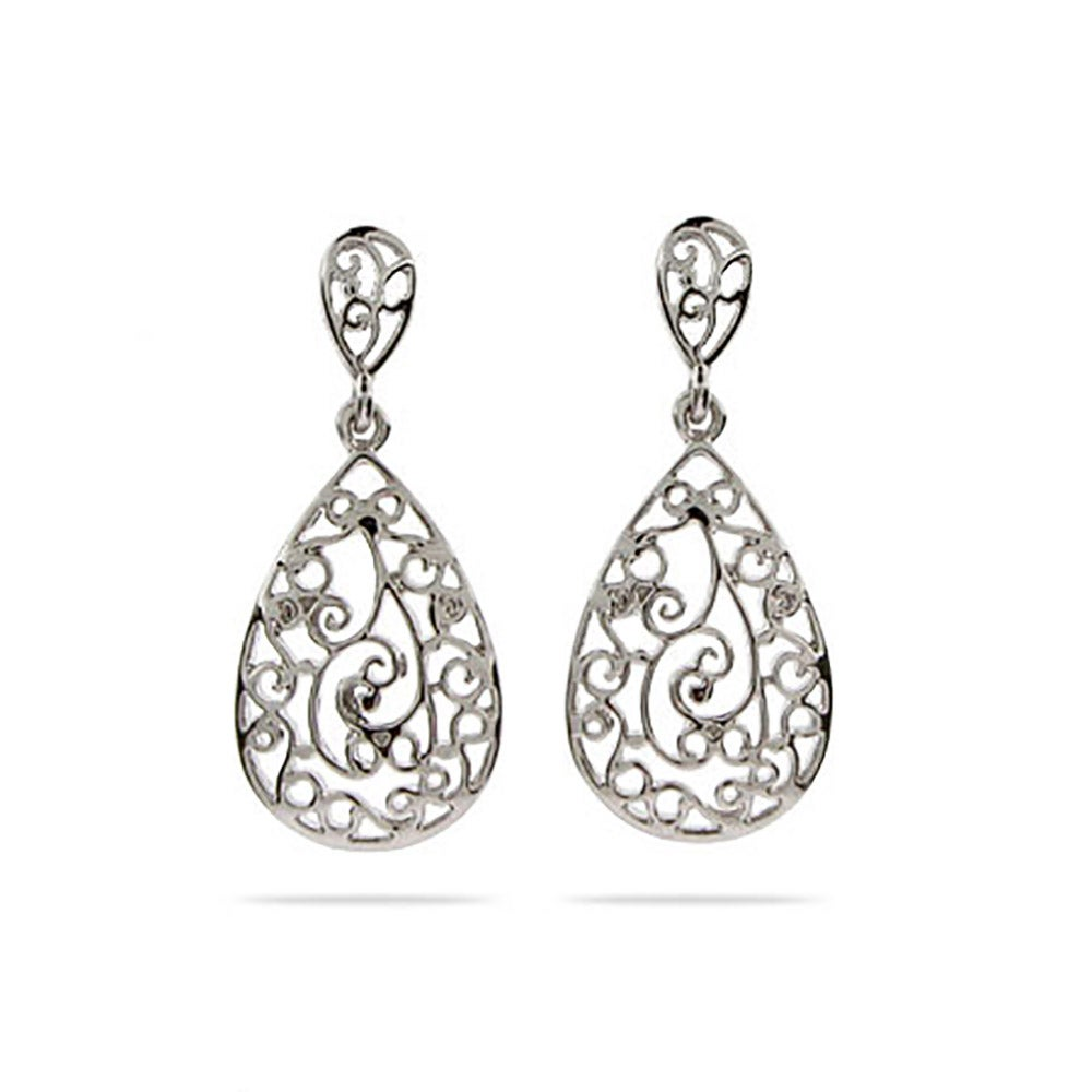 crystal crystals swarovski square drop popesco earrings tone in catherine products silver white image grande opal antique product