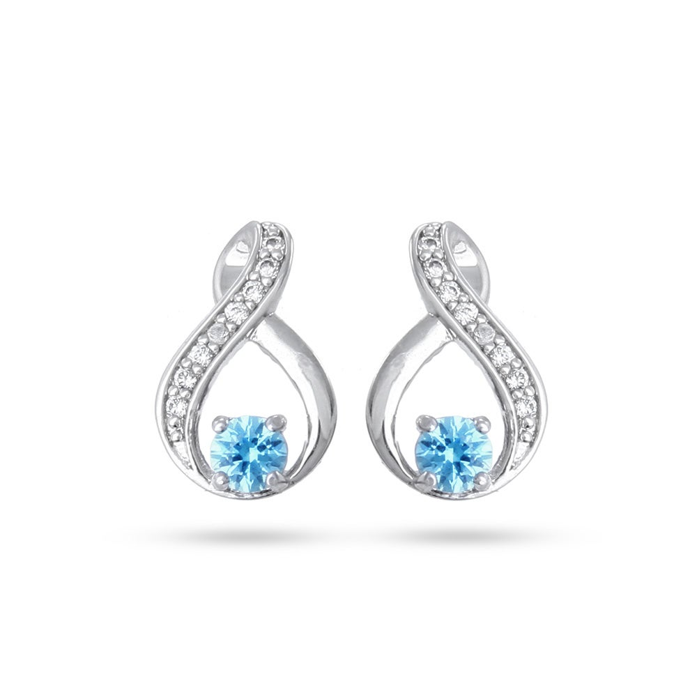 flower sterling birthstone earring earrings february product in rse amethyst studs