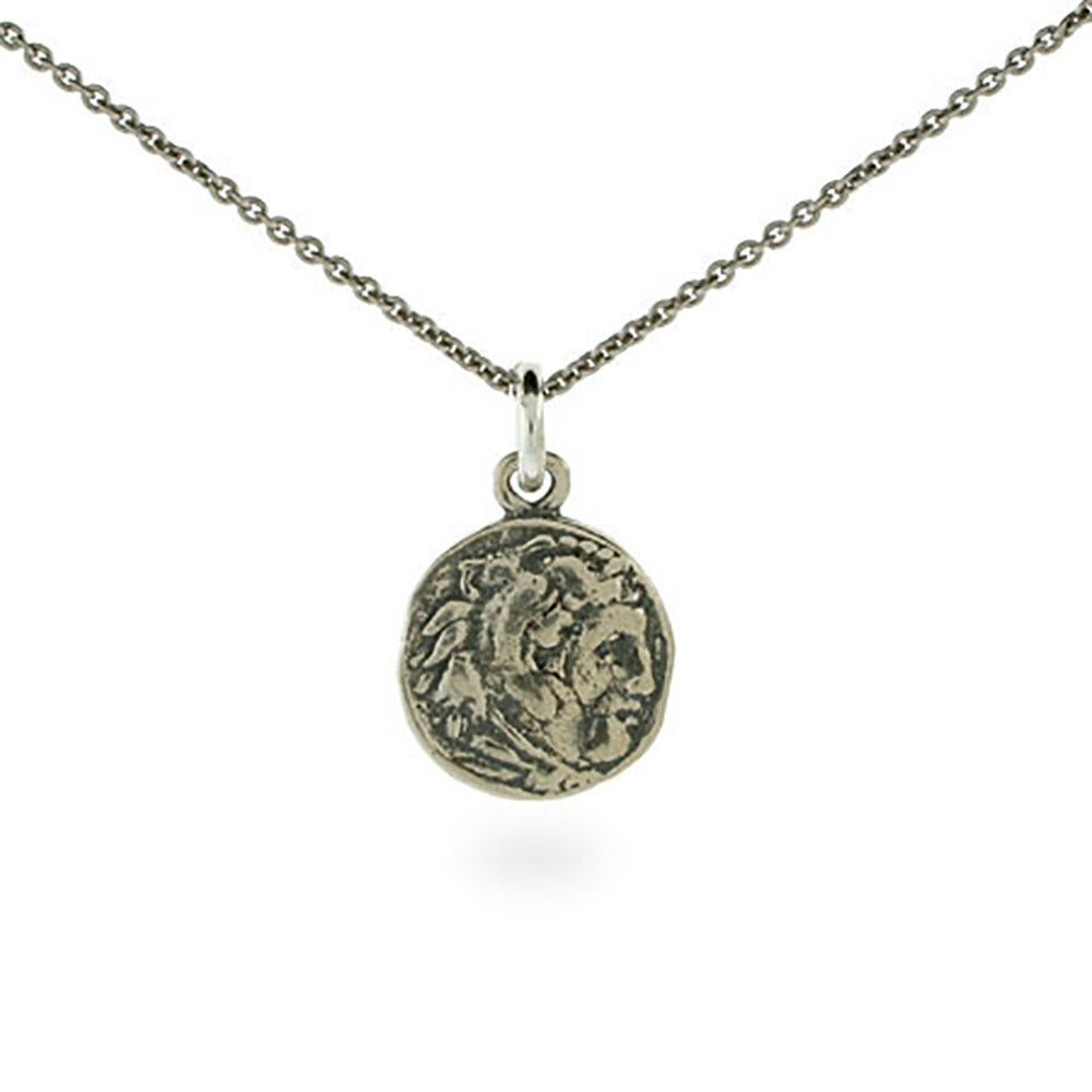 zeus coin pendant august shop greek brooks ancient back posters lola necklace