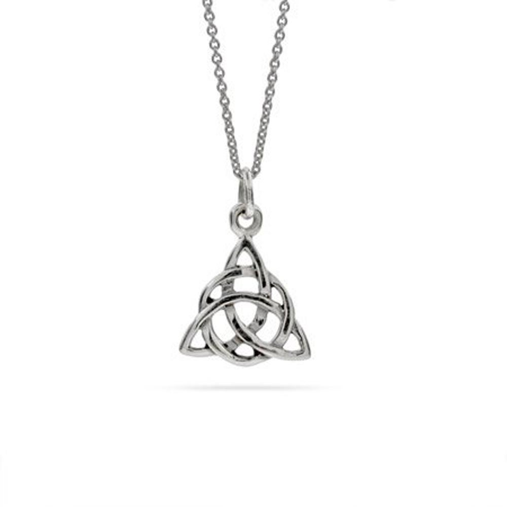 to wishlist the celtic company lockets catholic heart knot pendant cart and add