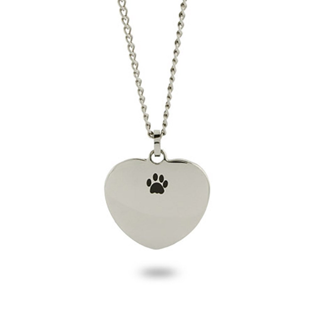 diamond round silver paw pin print jared cut tw ct sterling pawprint necklace