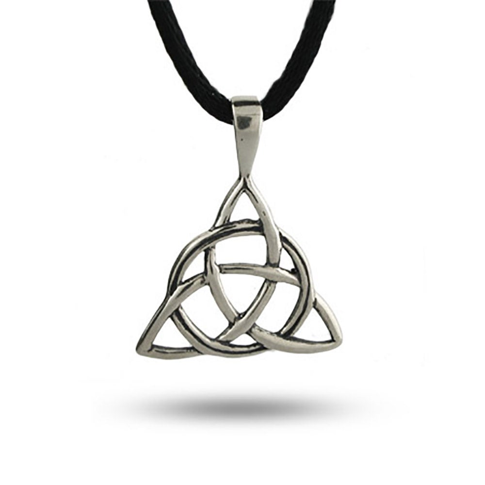 Sterling silver celtic trinity pendant eves addiction sterling silver celtic trinity pendant aloadofball Gallery