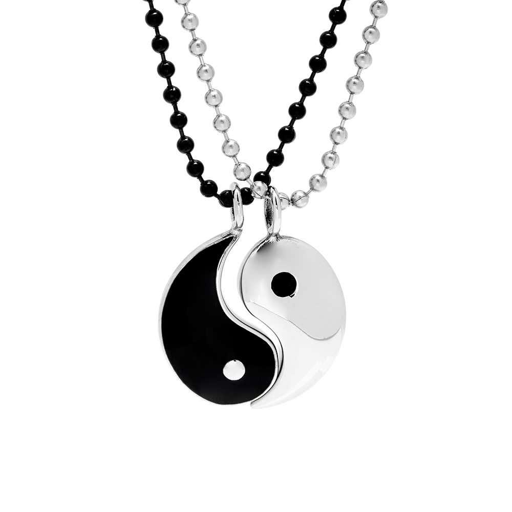 eabfa1811 Yin Yang Friendship Pendant