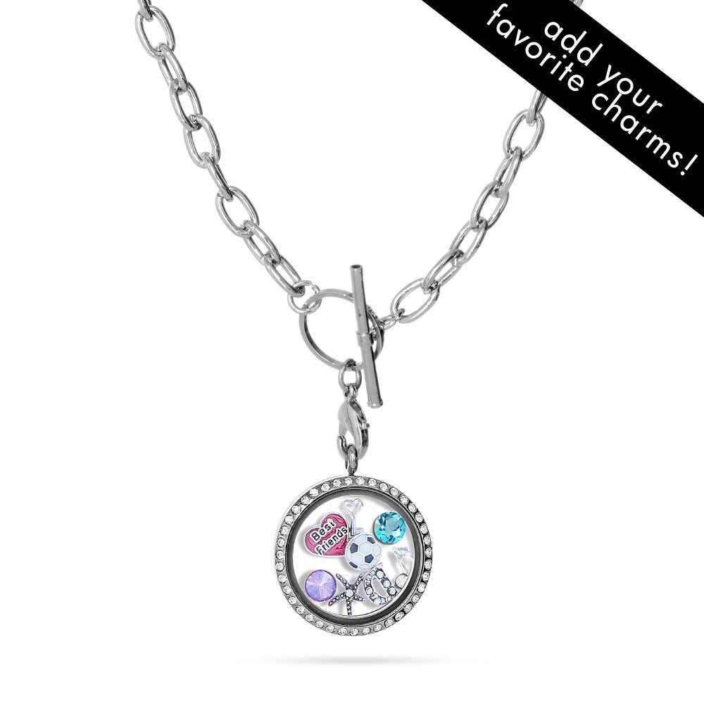 chain clarke moonstone medium necklace astley lockets uk silver locket sterling