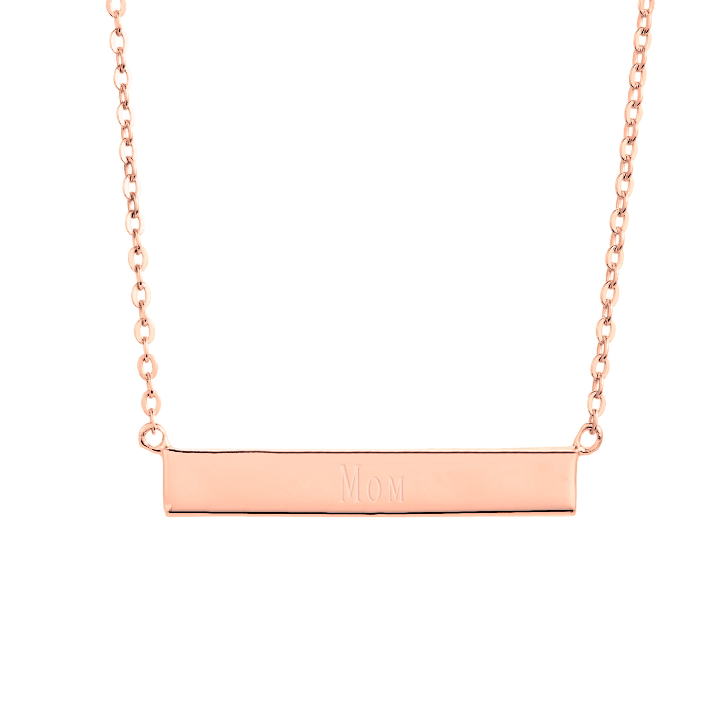 bar brinley pendant necklace products personalized g mignon