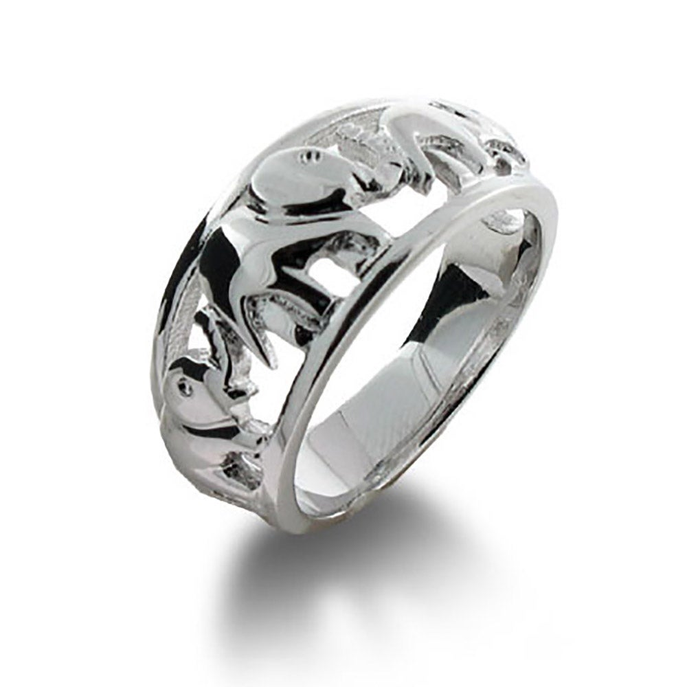 Sterling Silver Rings Size