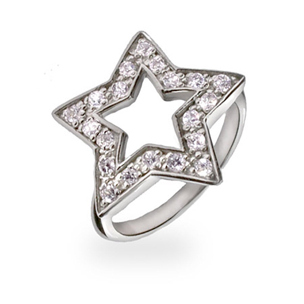 star rings ring silver sterling