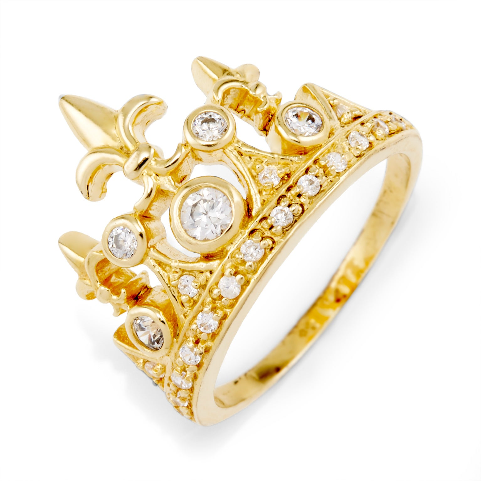 Crown Rings For Sale