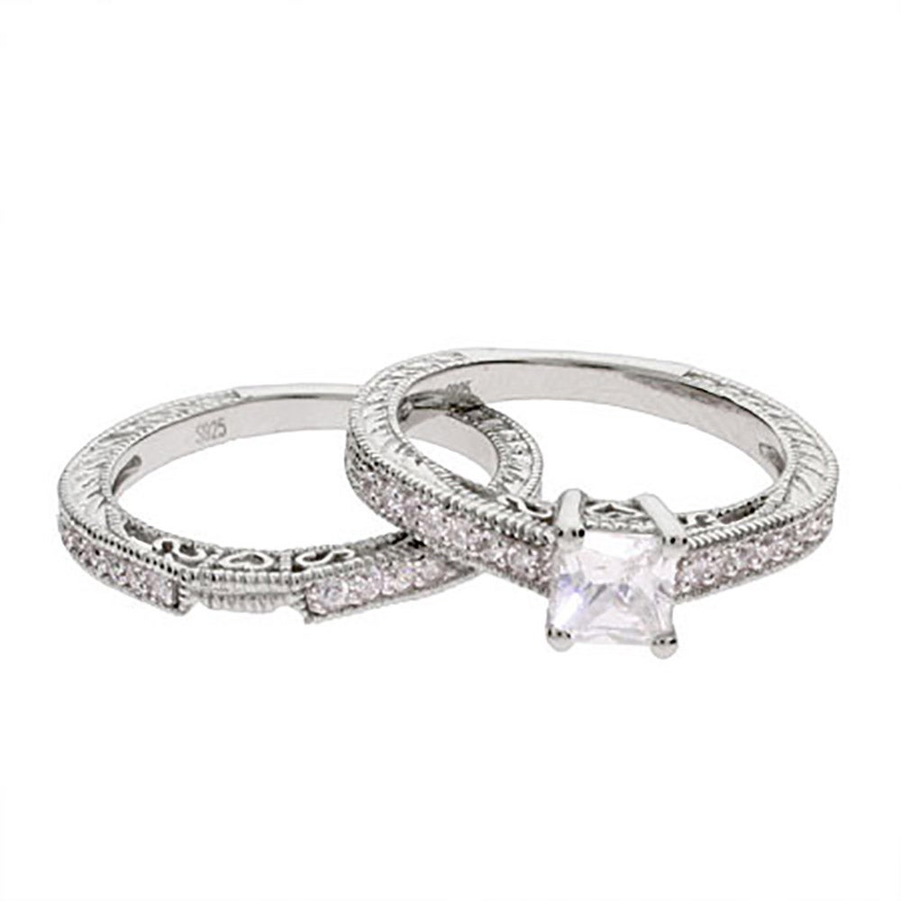 Antique Style Wedding Rings 004 - Antique Style Wedding Rings
